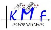 KMF- logo bleu